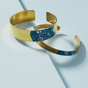 NWT Anthropologie Forest Cuff by Sibilia